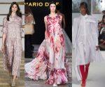 Платья лето 2018 года модные тенденции фото – Летние платья для женщин 2018 – 2019: 125 фото модных новинок