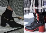 Модная зимняя обувь 2019 2018 – ТОП-10 модные фото-новинки обуви на осень и зиму