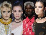 Модные бусы 2018 года – Модные украшения осень-зима 2018-2019: геометрические формы и металлический блеск