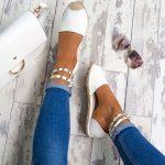 Женская обувь на лето – 50+ пар обуви на лето, новинки, тренды