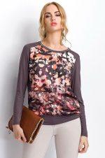 Модные трикотажные блузки – с чем носить, нарядные фасоны, популярные модели, модные советы