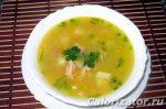 Сколько калорий в гороховом супе с мясом – Калорийность гороховый суп с мясом. Химический состав и пищевая ценность.