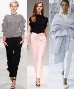 Высокая мода 2018 женская фото – Женская мода 2018 фото новинки тенденции